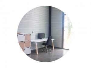 Coworking Opus bureaux Pibrac